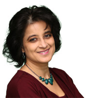Asha Badal-Vasconcellos / Certified Transformational Life Coach / Certified EFT-Therapist