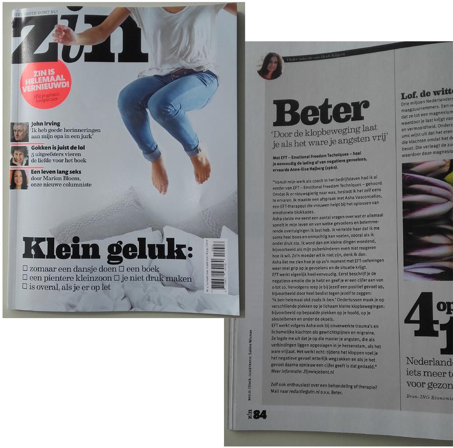 Asha Vasconcellos-Badal in ZiN Magazine 900x890